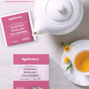 Chá IMAMA  Nutrimate / Agafarma