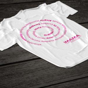 Camiseta – Campanha 21 Palavras de Poder