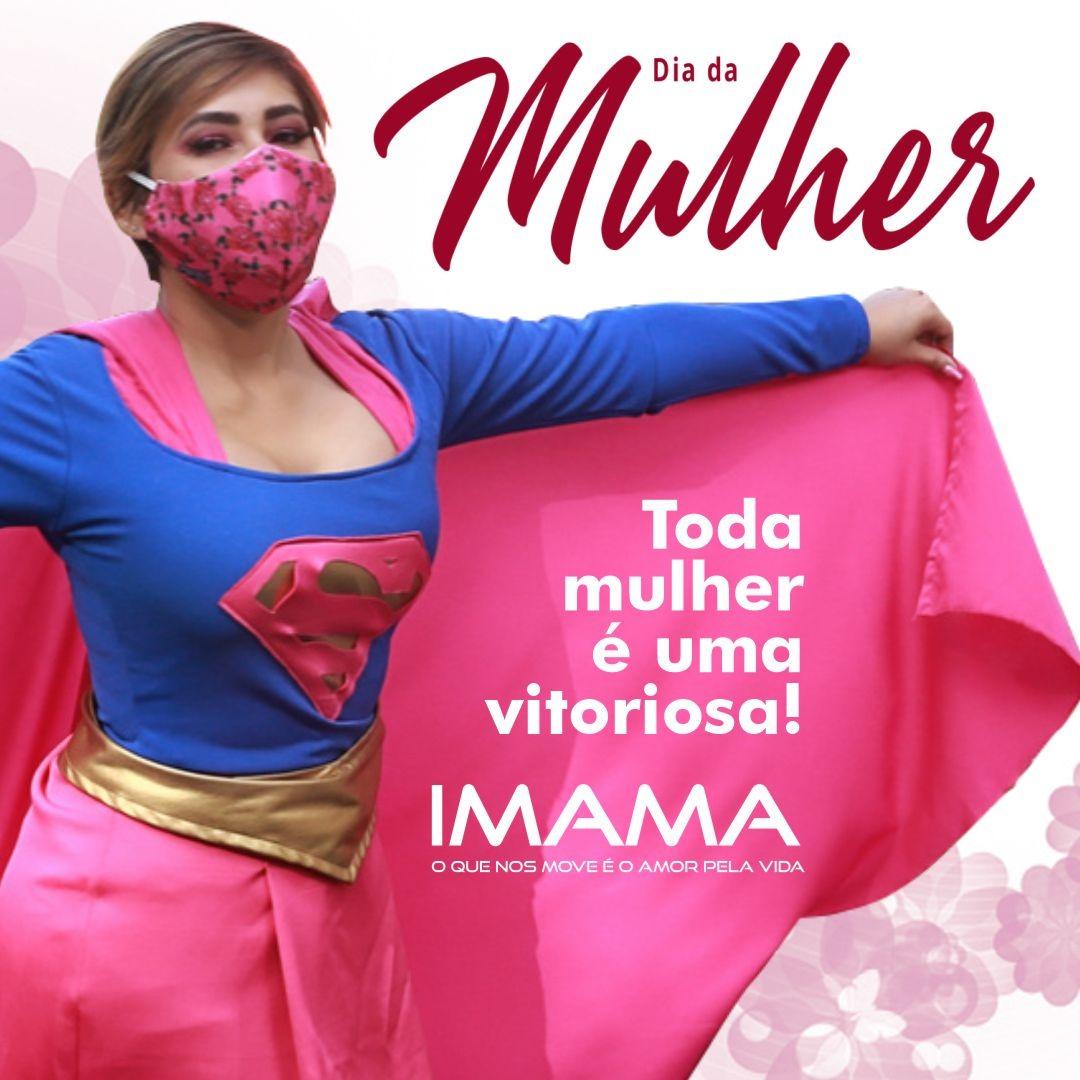 Toda Mulher é uma Vitoriosa!