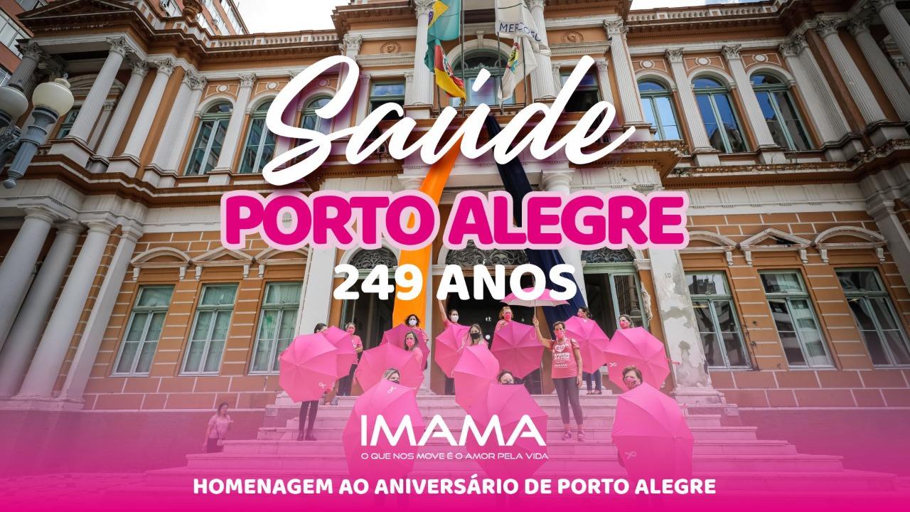 Parabéns, Porto Alegre!