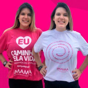 Kit Promocional camisetas campanhas 2020